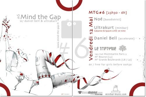 mind the gap #6